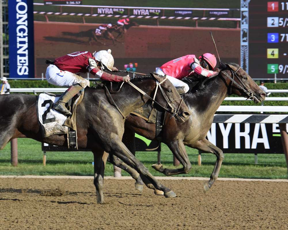 Racing Archives - New York Thoroughbred Breeders, Inc  News